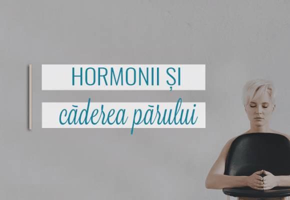 Hormonii si caderea parului