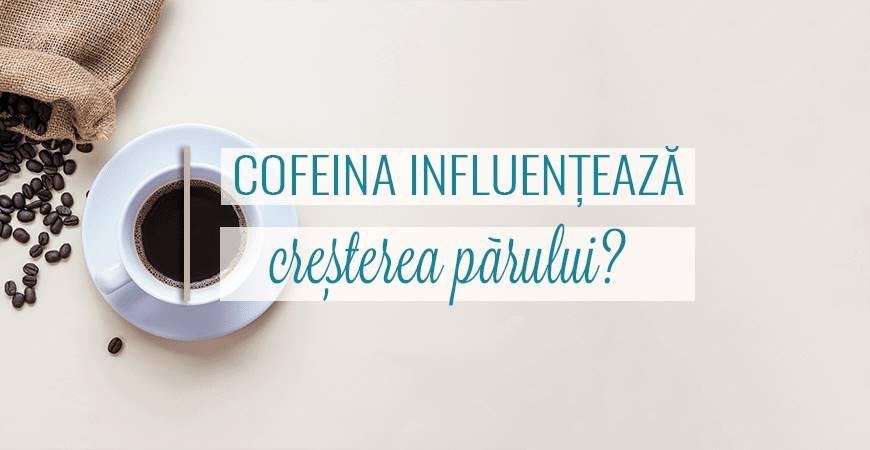 Cofeina influențează creșterea părului?